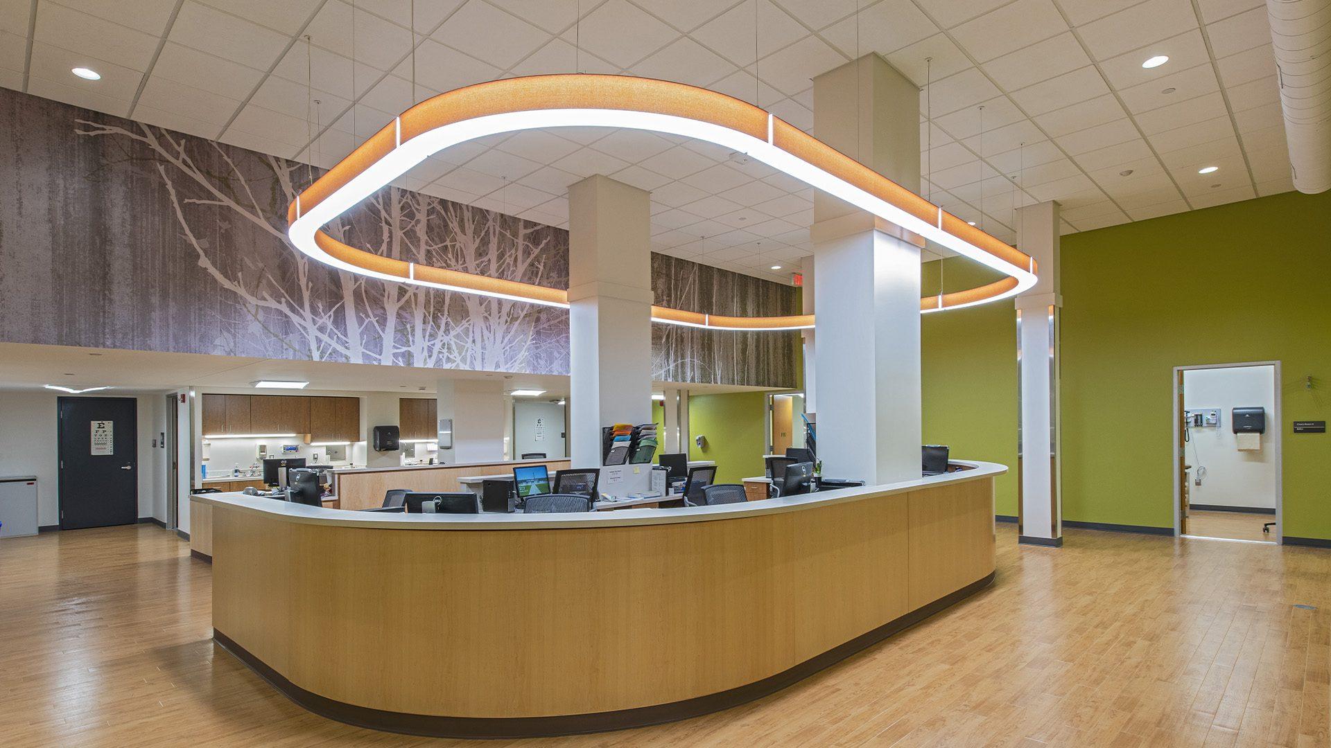 Residence Hall Health Center Int 1
