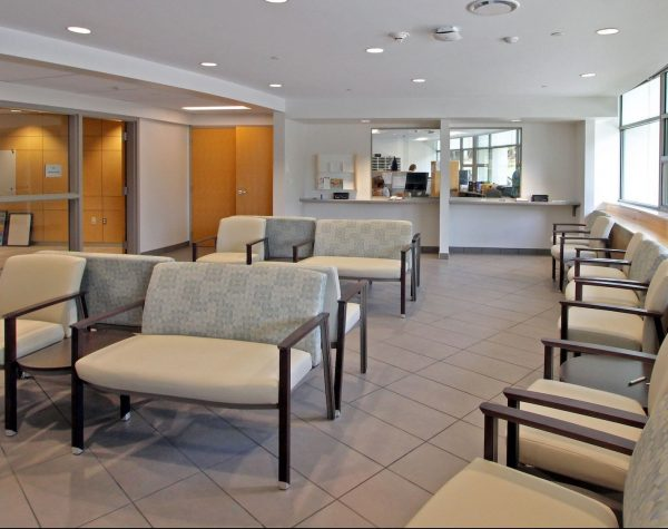 Counseling Health Center Waiting Room