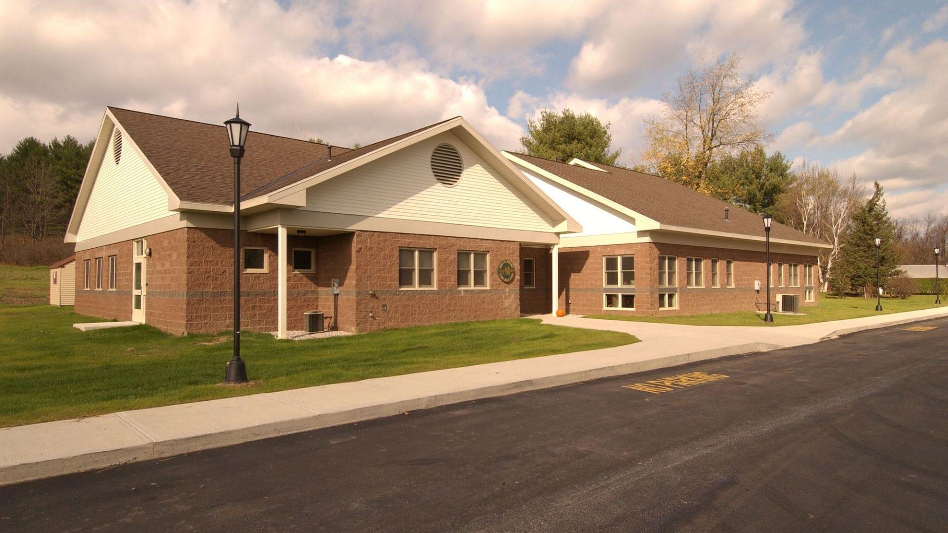 Hoosick Falls Family Center Exterior